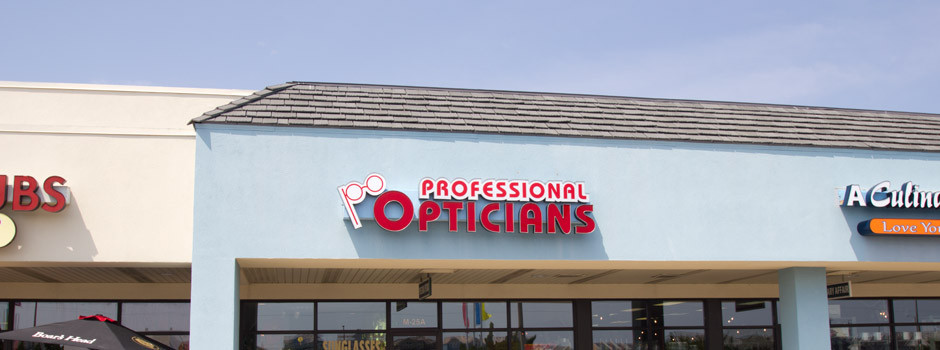Professional Opticians Outer Banks NC